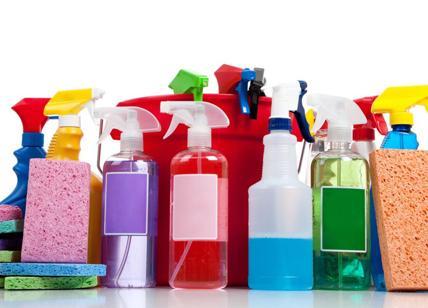 Gli spray detergenti possono causare danni ai polmoni a lungo termine