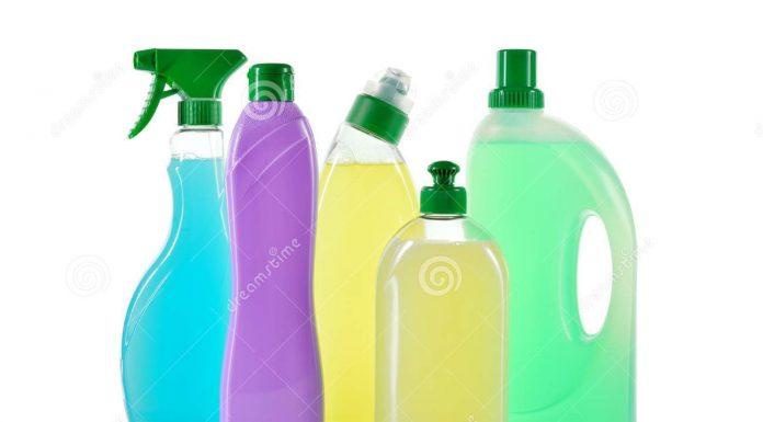 I prodotti per la casa possono inquinare l'aria proprio come fa la tua auto